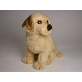 Trixie Golden Retriever Dog Stuffed Plush Realistic Lifelike