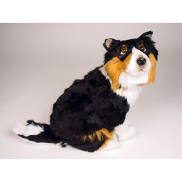 Peter Shetland Sheepdog Dog Stuffed Plush Realistic Lifelike