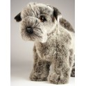 Duchess Schnauzer Dog Stuffed Plush Animal Display Prop