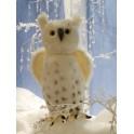 Hedwig Snow Owl