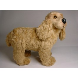 Sadie Cocker Spaniel Dog Stuffed Plush Realistic Lifelike Lifesize