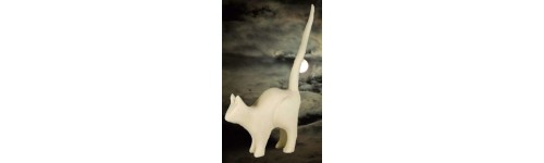 Misc. Cats - Statues